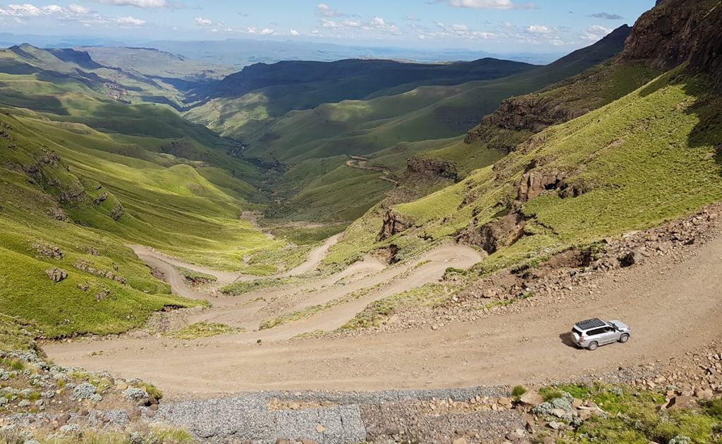 bhejane 4x4 adventure self drive guided tours tours south africa landmarks dragon peaks lesotho 6